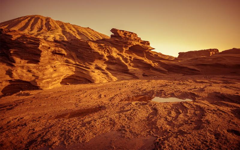 Badai Raksasa Selimuti Mars, Adakah Dampaknya untuk Bumi?