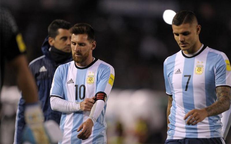 Benarkah Piala Dunia 2018 Berikan Nasib Buruk pada Argentina?