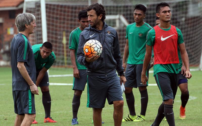 Belum Juga Raih Hasil Bagus, Luis Milla dan Timnas Indonesia dapat Target Berat di Asian Games 2018