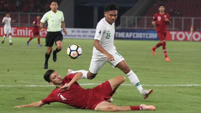 Timnas U-19 Kalah dengan Mengharukan