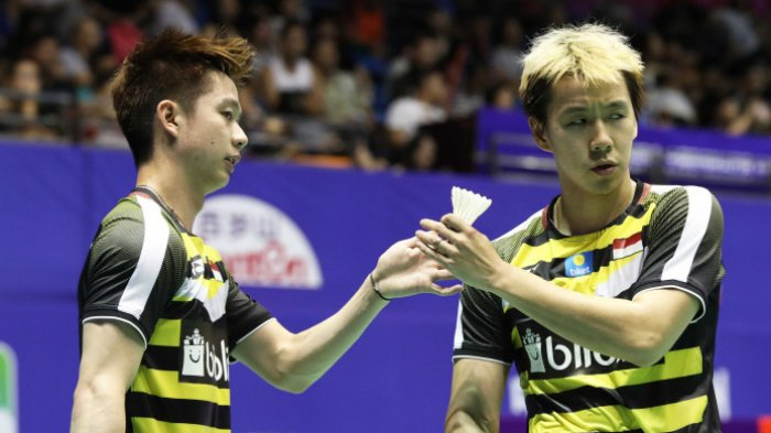 Kevin/Marcus Lolos, Indonesia Tambah Wakil di Denmark Open 2018
