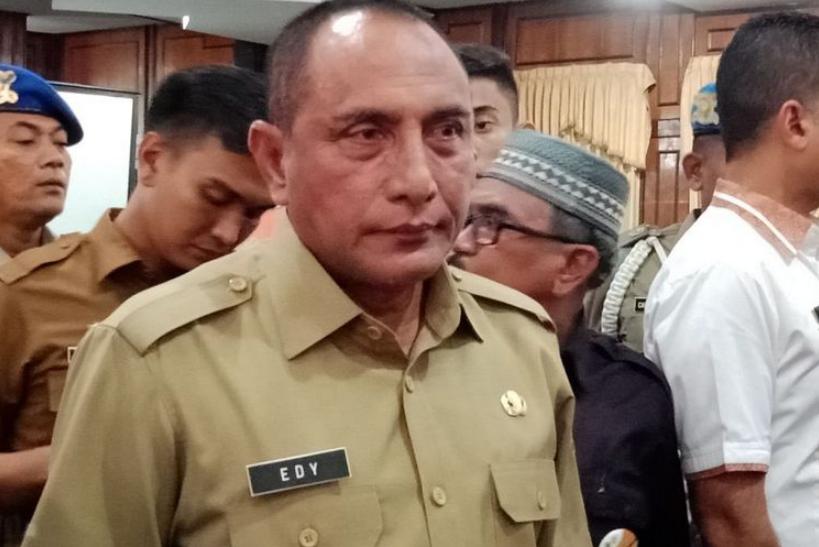 Media Asing Soroti Edy Rahmayadi