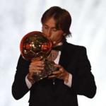 Luka Modric Menjuarai Ballon D'or