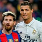 Reuni Lionel Messi dan Cristiano Ronaldo